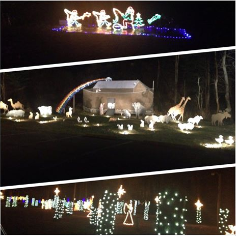 Christmas Lights In Pa.Findlay Township Pa Official Website
