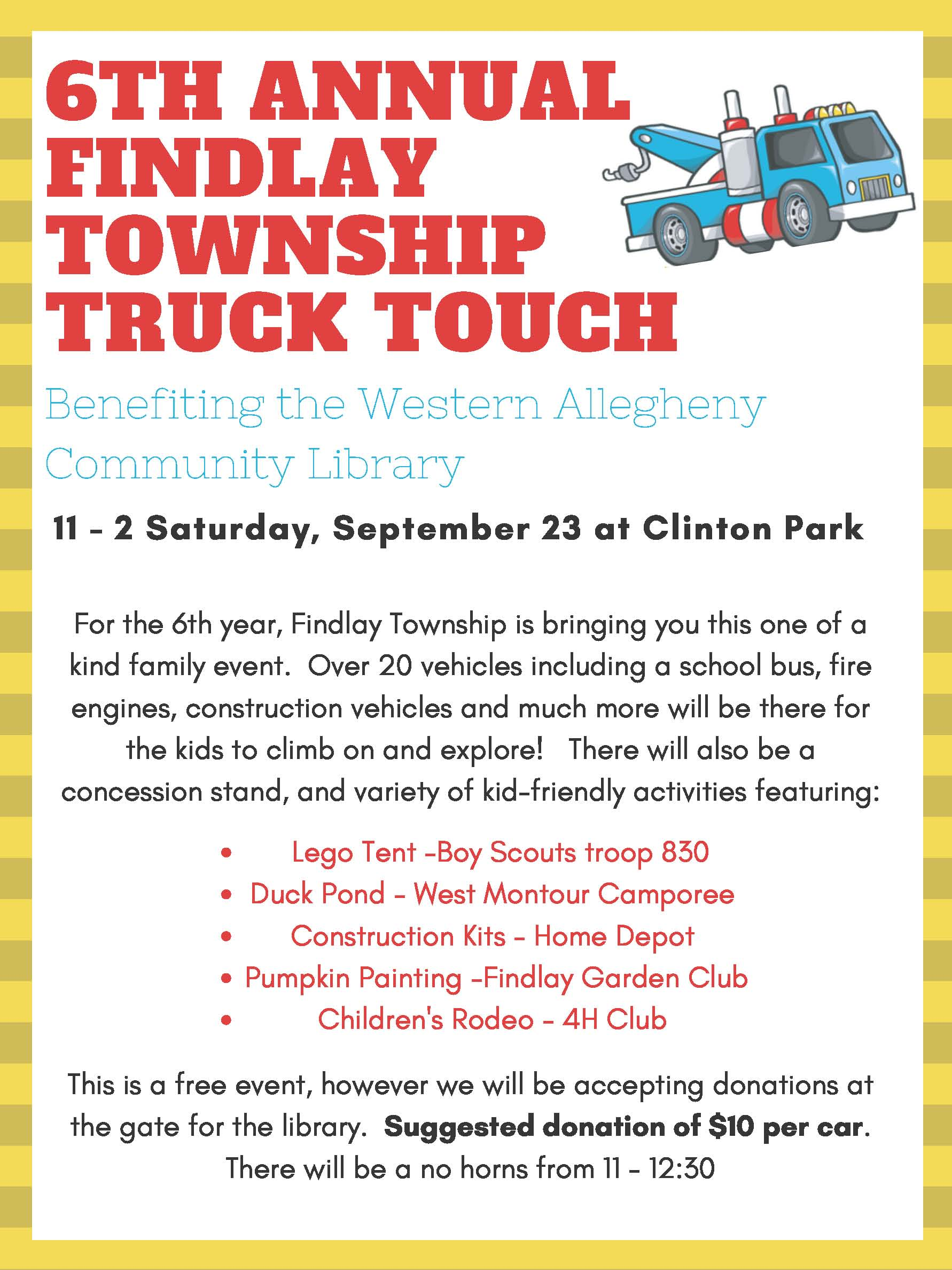 2017 Findlay Township Truck Touch