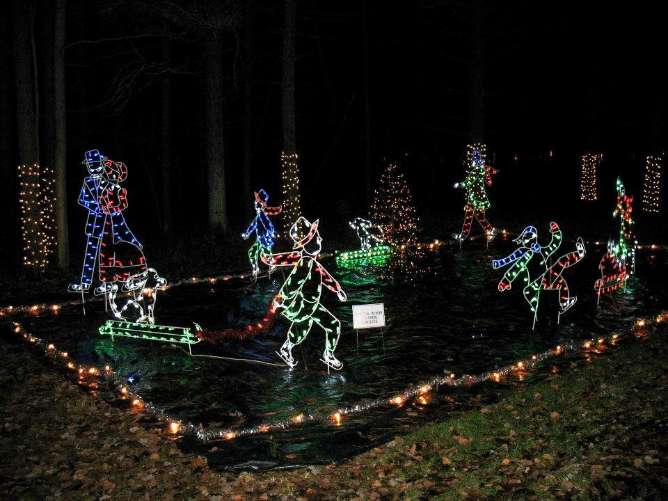 Clinton Christmas Lights 2020 Findlay Township, PA   Official Website