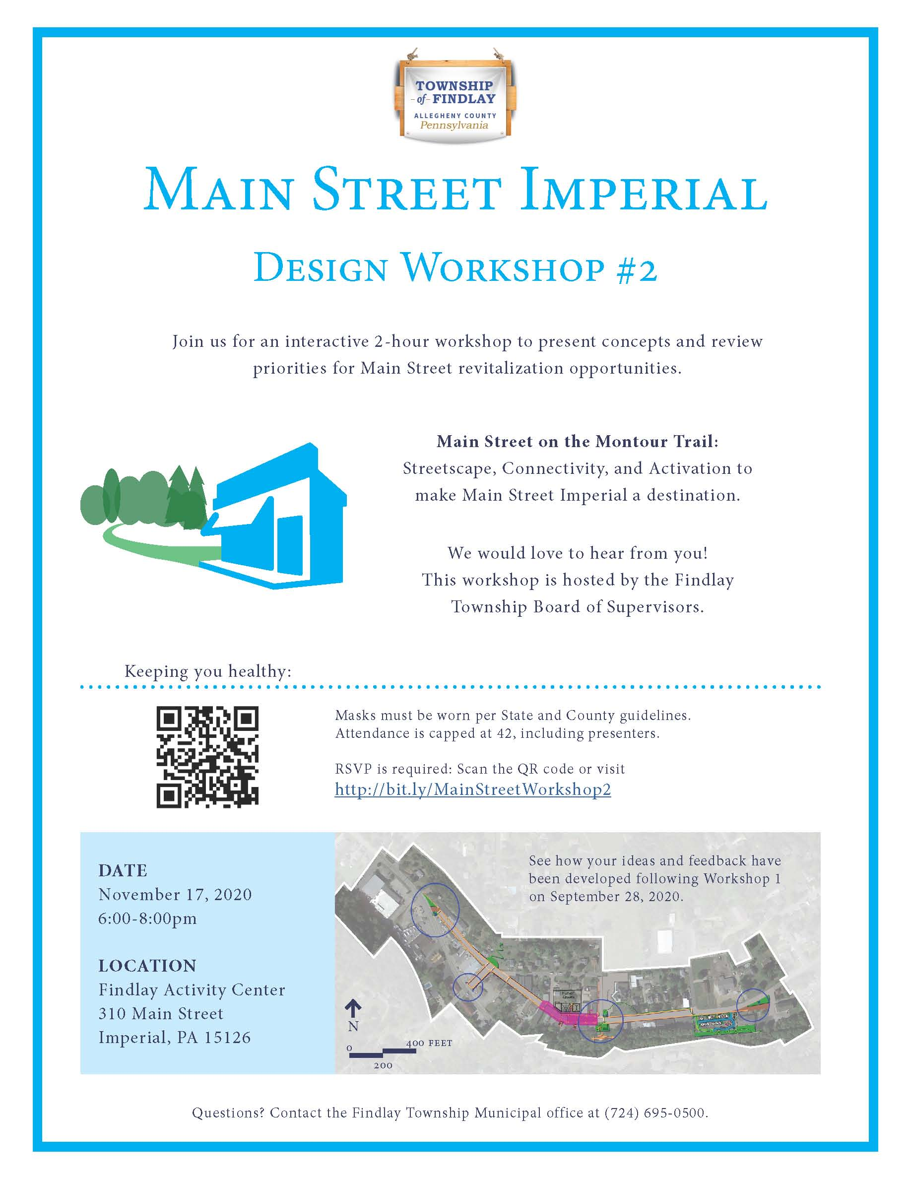 Main Street Presentation 2nd REVFlier2_QR