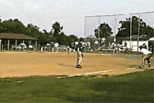 Findlay Youth Baseball Game