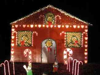 Clinton Christmas Lights 2020 Christmas Light Up | Findlay Township, PA   Official Website